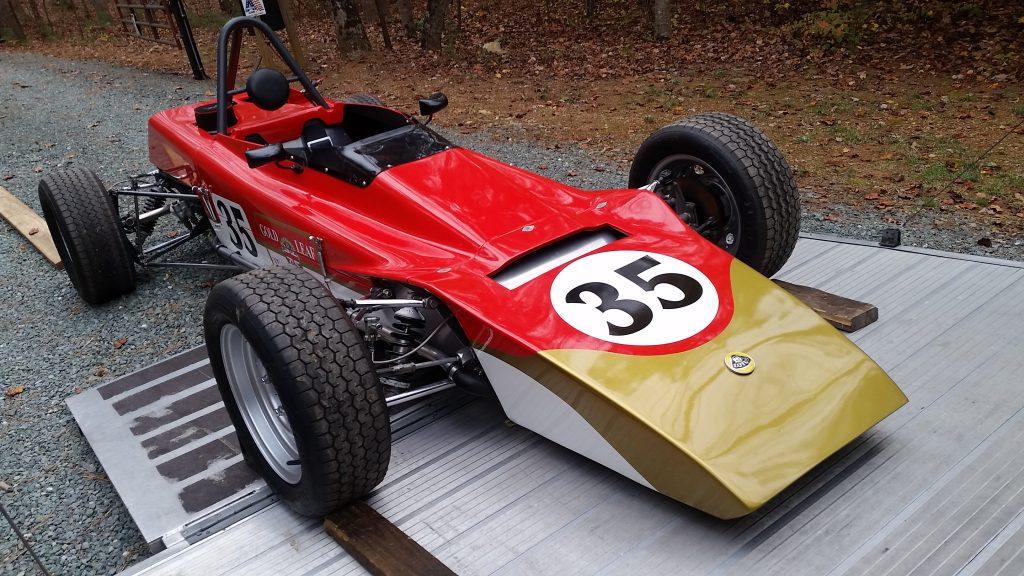 1970 Lotus 61 Formula Ford – Michael\'s Vintage Racing