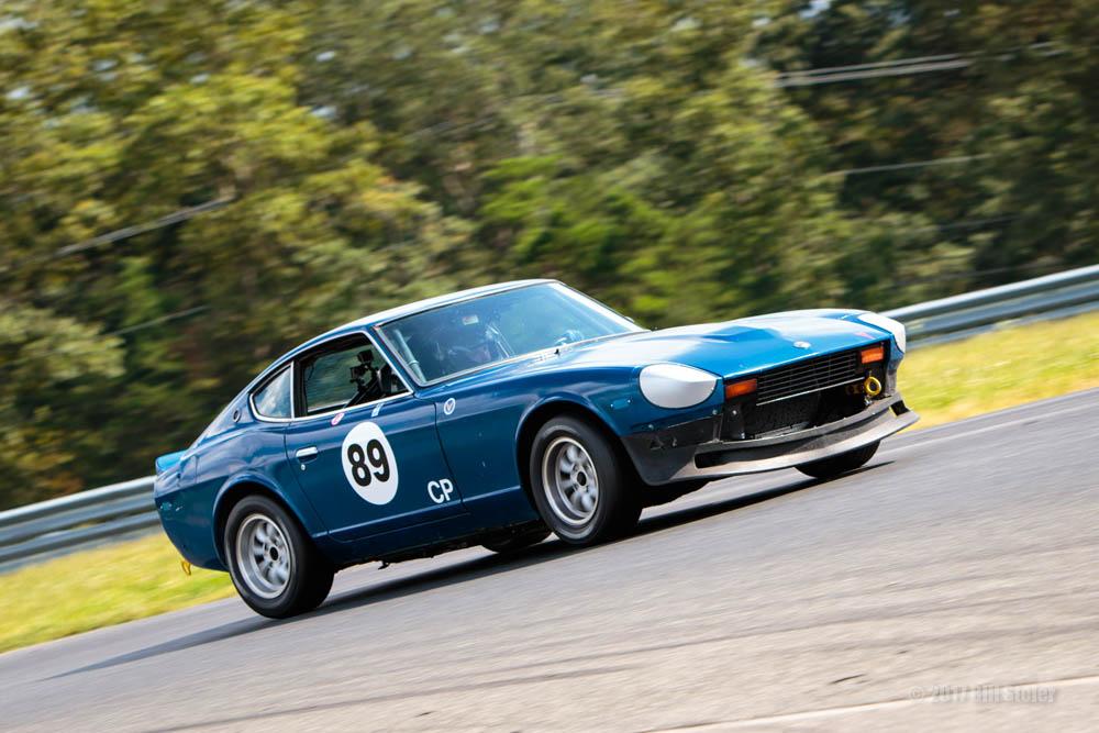 1974 Datsun 240Z – Michael's Vintage Racing