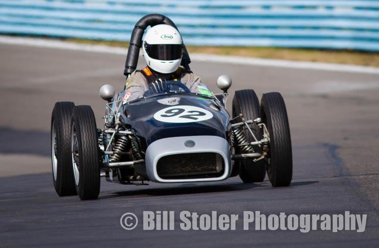 1960 Elva 200 Formula Junior #012 – Michael's Vintage Racing