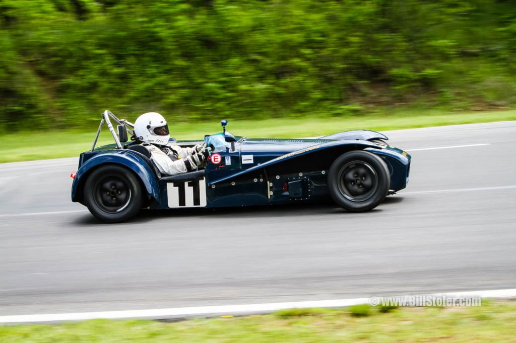 1967 Lotus Super 7 – Michael\'s Vintage Racing
